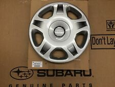 Genuine 2000-2004 Subaru Legacy & Outback Hub Cap Wheel Cover 15 Inch OEM NEW