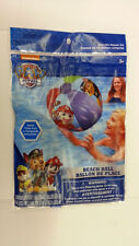NICKELODEON PAW PATROL 13.5 INCHES INFLATABLE BEACH BALL KID TOY MUST L@@K