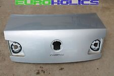 OEM Volkswagen Phaeton 04-06 Trunk Deck Boot Lid SILVER *FREIGHT SHIPPING/PICKUP