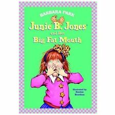 A Stepping Stone Book: Junie B. Jones and Her Big Fat Mouth No. 3 by Barbara...