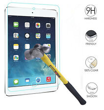 9H Tempered Glass Screen Protector Protective Film Guard For iPad 5 6 air 1 2