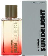 Sun Delight by Jil Sander for Women EDT Perfume Spray 3.4 oz.-Tester NEW