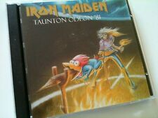 Iron Maiden Double CD Taunton England Killers Tour 1981