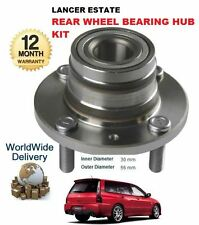 FOR MITSUBISHI LANCER ESTATE 1.6 2.0D 1992-2003 REAR WHEEL BEARING HUB KIT