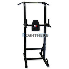 Chin Up Push Up Pull Knee Raise Multi Station Home Gym Power Tower
