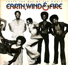 "EARTH, WIND & FIRE - Thats The Way Of The World 1975 (Vinile=M) LP 12"" Import"