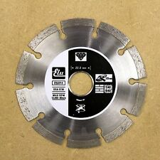 "ELU (DEWALT) E53711 125MM x 22.2MM DIAMOND CUTTING DISC FOR 5"" ANGLE GRINDERS"