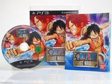One Piece-Pirate Warriors ° PlayStation 3 juego °
