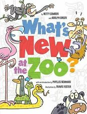 Betty Comden - Whats New At The Zoo (2011) - Used - Trade Cloth (Hardcover)