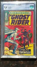 Marvel - Ghost Rider (1967) # 2 CBCS 9.4 White Pages Blue Label -First Tarantula