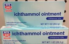 Ichthammol Ointment 10% Drawing Salve 1oz Tube