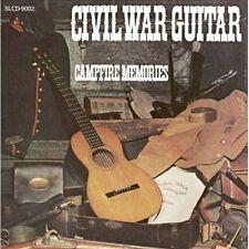 Campfire Memories by Civil War Guitar/Kirk Browne (CD, Sep-1992, Star Line)