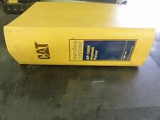 Caterpillar CAT AP-1000 Asphalt Paver Repair Service Manual  1HD
