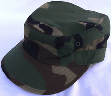new USGI Military Cap, BDU Hot Weather Camouflage 8415-01-393-6292 Size 6.5 Hunt