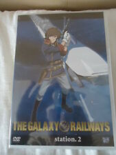 The galaxy railways  Voyage 1 DVD 2 – Episodes 6 à 9 no ALBATOR