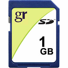 Standard 1GB SD Secure Digital Card