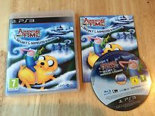 Adventure Time, The Secret Of The Nameless Kingdom PS3 Game! Complete!
