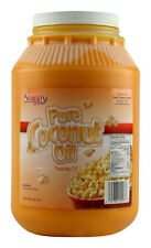 Popcorn Machine supplies - Snappy 1 Gallon Colored Coconut Oil