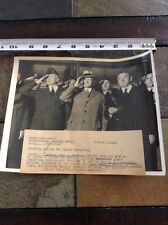 1930 International Newsreel Press Photo General Pershing Amer Legion Convention