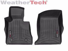 WeatherTech® Floor Mats FloorLiner for Chevrolet Camaro - 2016 - 1st Row - Black