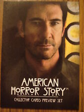AMERICAN HORROR STORY COLLECTOR CARDS - PREVIEW SET: PROMO CARD: AP PROMO 2