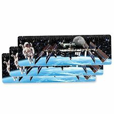Ruler Bookmark 6inch Astronaut Space Station 3D Lenticular 120pcs #RU06-405-120#