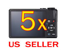 5x Canon PowerShot S110 Digital Camera LCD Screen Protector Guard Cover Film