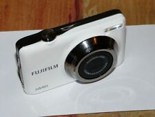 Fujifilm Finepix Jv Serie Jv300 14.0 Mp Cámara Digital-Blanco