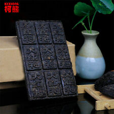 Green Food 6 Years Wuyi Yan Cha Brick 100% Natural Rock Oolong Tea Lose Weight