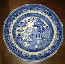 "Ceramica/Porcellana/Piatto/Dish""JOHNSON BROS ENGLAND OLD BRITAIN CASTLES""Anni 50"