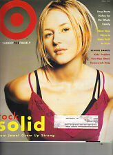 JEWEL Target Magazine Fall 1999 ROCK SOLID