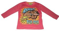 Boys Long Sleeved Tops Scooby Doo 2 3 4 5 6 & 7 Years Old