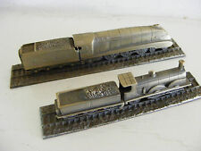 ROYAL HAMPSHIRE Pewter Miniature Trains Mallard & Gladstone 214