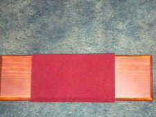 prayer bench, w/material cover men's size solid wood, folding NEW ITEM