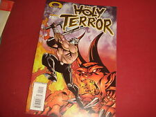 THE HOLY TERROR #2 Image Comics  NM-