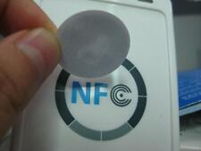 25mm NFC TAGS Stickers NTAG203 viscous Android Windows HTC LG Sony Samsung-10pcs