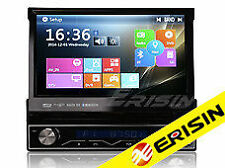 ERISIN ES1088M AUTORADIO GPS 1 DIN 7' HD 3G USB DIVX SD TV DIGITALE NO DOGANA
