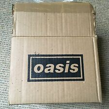 "Oasis - Vox Box - Ultra rare promo only 10CD ""amp"" box set 100 only w/ outer box"