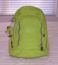 NWT Kipling HIKER Expandable Backpack CITRON BP2128