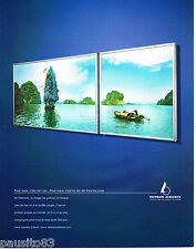 PUBLICITE ADVERTISING 065  2001  VIETNAM AIRLINES  compagnie aérienne