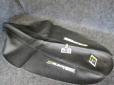 YAMAHA YZF250 2010-2013 Blackbird racing black gripper seat cover 1244R YZ1744