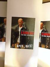 BROTHER  PRODUCTION Die Hard With Bruce Willis 1/6 ACTION FIGURE