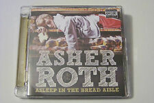 ASHER ROTH - ASLEEP IN THE BREAD AISLE CD 2009 (Busta Rhymes Jazze Pha Cee-Lo)