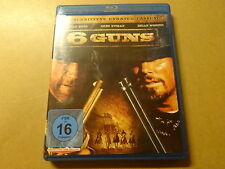 BLU-RAY / 6 GUNS (BARRY VAN DYKE, GREG EVIGAN)