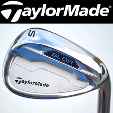 """50% OFF"" TAYLORMADE SLDR 56 DEGREE SAND WEDGE +KBS C TAPER / REGULAR SHAFT"