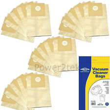 20 x E67, E67n, H55 Dust Bags for Proline VC12 VC35B VC45B Vacuum Cleaner