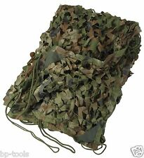 Filet de camouflage 4x5M utilisation -40 à +50°