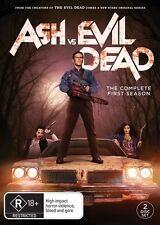 Ash Vs Evil Dead - Complete Season 1 : NEW DVD