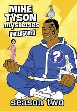 MIKE TYSON MYSTERIES: THE COMPLETE  Region Free DVD - (Rel 27 Sep 16) Sealed