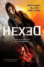 Hexed: The Sisters of Witchdown-ExLibrary